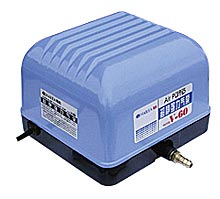 Aqualogistik Luftpumpe V 20 - 15 Watt
