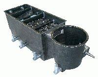 ECO Vortexfilter mit 5 Filterkammern