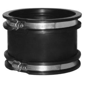EPDM Schiebemuffe Ø 100 - 115 mm
