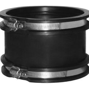 EPDM Schiebemuffe Ø 150 - 165 mm