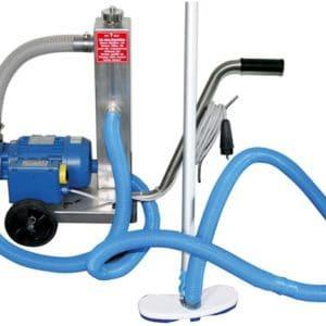 Ersatz-Impeller für AL-Teichschlammsauger