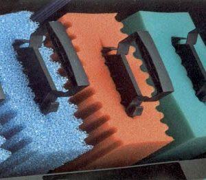Ersatzschwamm Blau für Biotec 5.1 und 10.1 (3 Stück)