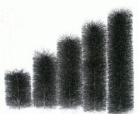 Filterbürste 30x10 cm