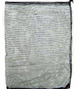Filtersack schwarz 45x30 cm