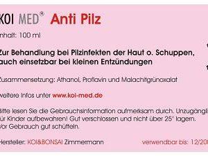 Koi Med Anti Pilz 100 ml