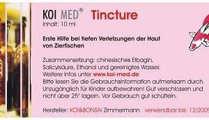 Koi Med Tincture 10 ml