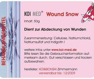 Koi Med Wound Snow 40 g