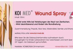 Koi Med Wound Spray 50 ml