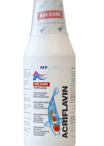NT Koi Care Acriflavin 250 ml