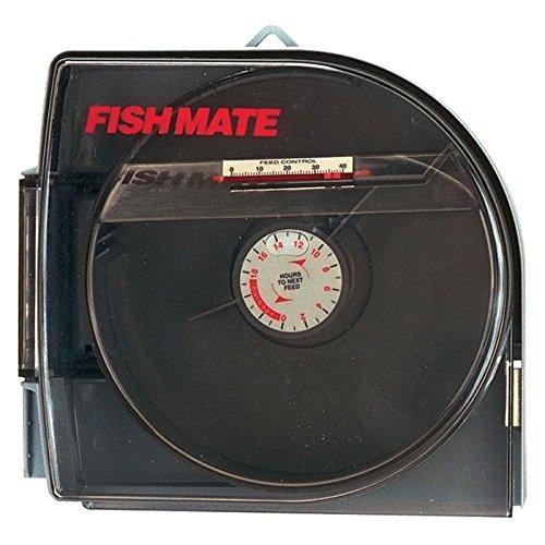P21 Teichfutterautomat Fish Mate Futterautomat für Teichfische