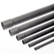 PVC Rohr ø 10 mm - 160 mm