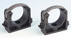 PVC Rohrklemme ø 16 - 160 mm