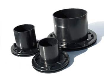 PVC-Tank Connector Eco ø 40 mm