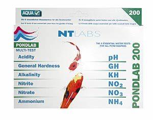 Pondlab 200 Multi Test Kit