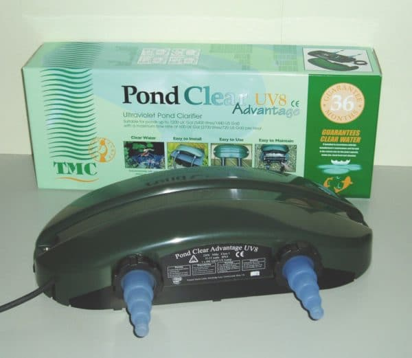 TMC Pro Clear UV-Lampe - 8 Watt