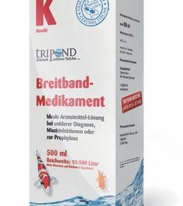 Tripond Breitband Medikament 500 ml