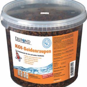 Tripond Koi Seidenraupen 1 Liter