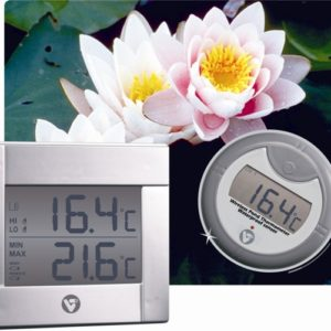 Wireless Pond Thermometer