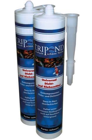 Tripond Universal Kleb & Dichtmittel 290 ml, schwarz