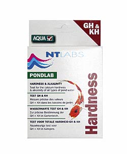 Pondlab GH-KH Test Kit