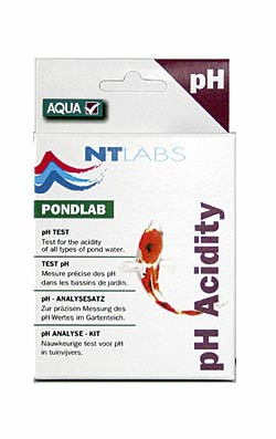 Pondlab PH-Test Kit