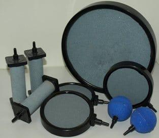 Luftstein Kugel Ø 50 mm, blau