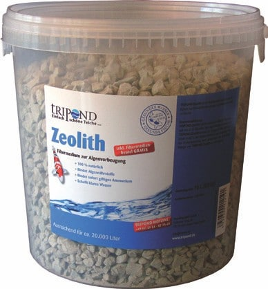 Tripond Zeolith 10 Liter