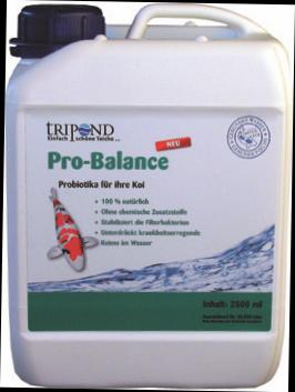 Tripond Pro Balance 1000 ml