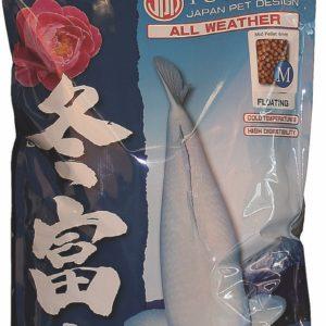 Fuyu Fuji Medium Ø 4 mm - 5 kg - Spezial Koifutter