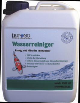 Tripond Wasserreiniger 1000 ml