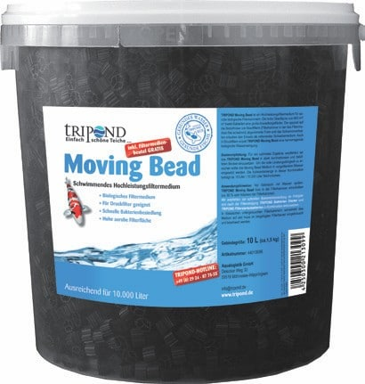 Tripond Moving Bead 10 Liter