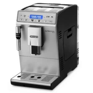 DeLonghi ETAM 29.620.SB Autentica Kaffeevollautomat silber