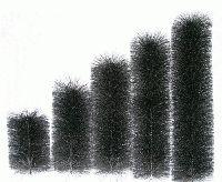 Filterbürste 20x15 cm